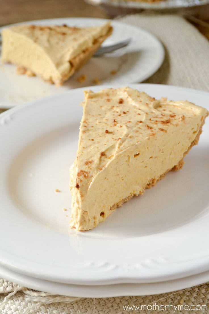 No-Bake Pumpkin Cheesecake | Recipe | Cream cheeses ...