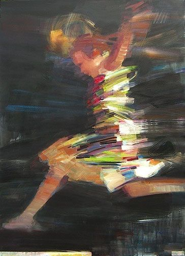 Freischaffende Künstlerin - IZABELLA CHULKOVA, Malerei, Auftragsmalerei.