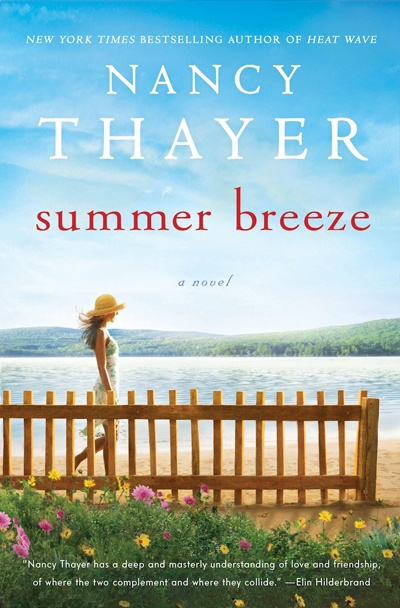 Summer Breeze, by Nancy Thayer. I got home from the library and realized I had two books with seasons in their titles. I like that Nancy Thayer sets her books on water and I appreciated a couple of the storylines going on in this one. But aspects of it required me to suspend disbelief - I think a really good book doesn't remind you that you're doing so.Worth Reading, New England, Book Worth, Age Parents, Summer Beach, Summer Reading, Summer Fun, Summer Breeze, Nancy Thayer