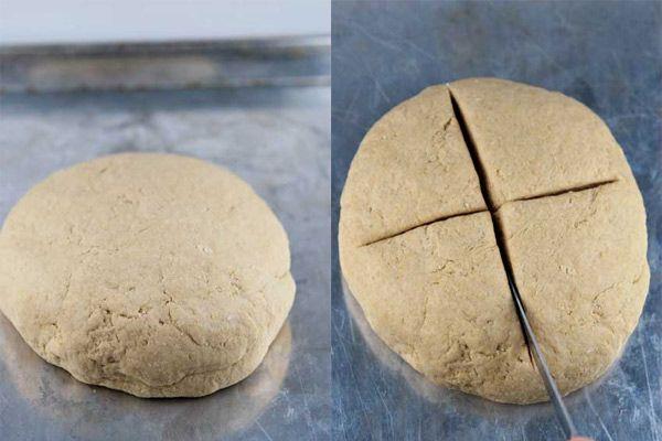 Clean Eating Recipes | Irish Soda Bread | Clean Eating Irish Soda Bread | Whole Grain Irish Soda Bread | Bread Recipes ~ https://www.thegraciouspantry.com