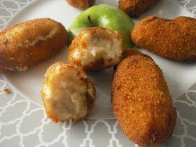 Esta receta se la dedicamos a nuestra amiga Nerea Rodriguez Cortés , ya que le gustaron mucho cuando las probo.   INGREDIENTES   1-2 manzana...