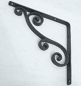 shelf bracket for wooden shelves black wooden shelvescast iron