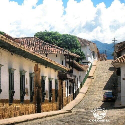Barichara - Santander - Colombia