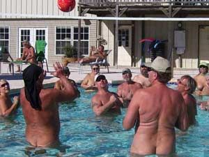 Excellent answer, Sandpipers nudist resort apologise, but