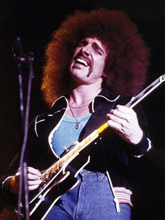 Neal Schon- epic stache, epic fro, epic guitar playing