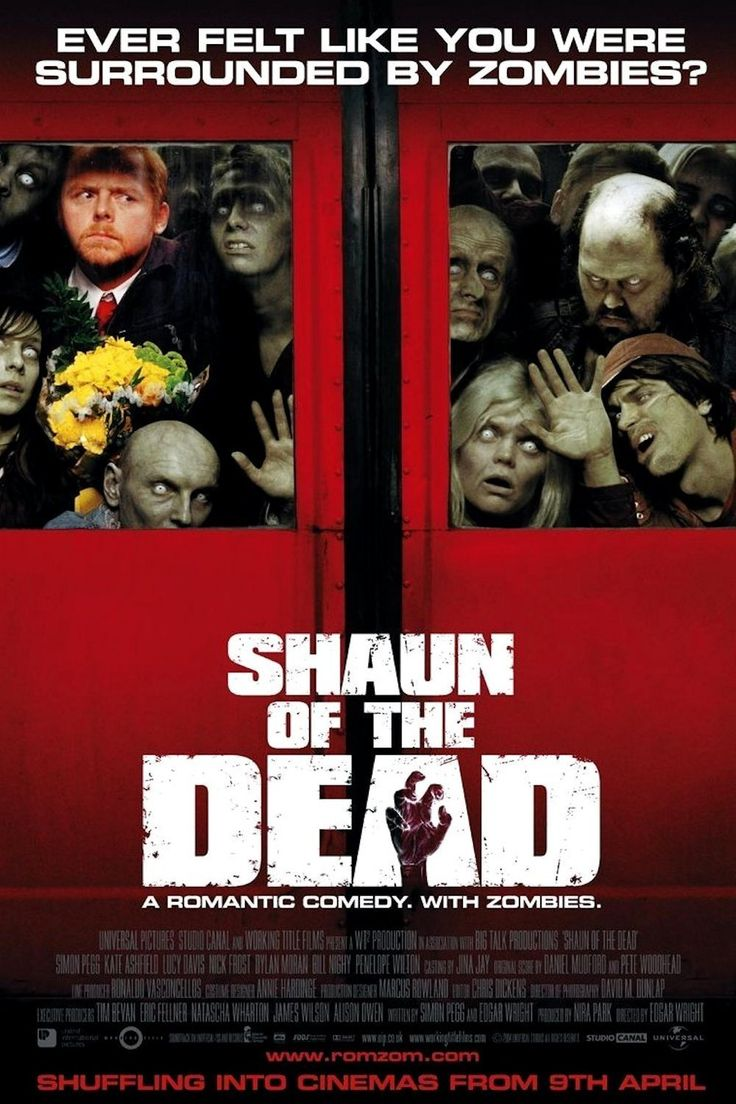 Shaun of the Dead (2004) Movie Media, Pictures, Posters, Videos