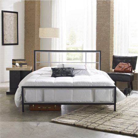 best 25+ metal platform bed ideas on pinterest | platform bed