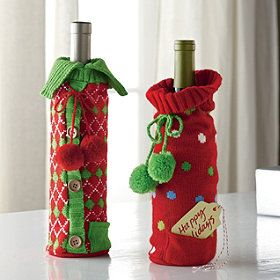 Wine Bottle Covers