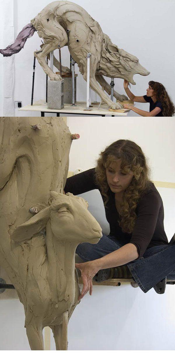 Beth Cavener Stichter