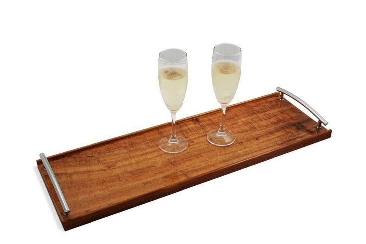 Buy Blackwood Drinks Tray Online | Australian Woodwork | Australian Woodwork