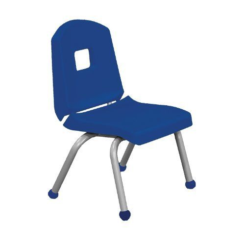 This chair is uniquely designed to be stronger than traditional single-piece chairs without the disadvantages of most two-piece chairs. The large ergonomically designed seat has a waterfall front making it comfortable for children and adults alike. The chair can be stacked or turned over on... more details available at https://furniture.bestselleroutlets.com/children-furniture/chairs-seats/desk-chairs/product-review-for-creative-colors-14chrb-pr-bm-split-bucket-chair-ball-gli