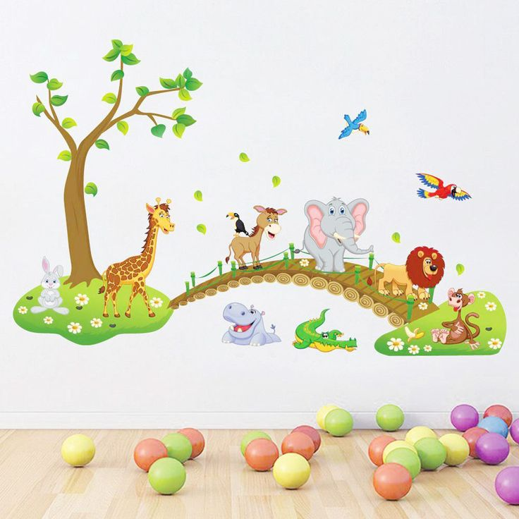 Item specifics    									 			Condition:  												 																	 															  															 															 																New with tags: A brand-new, unused, and unworn item (including handmade items) in the original packaging (such as  																  																		... - #Decor https://lastreviews.net/home/decor/cartoon-animal-wall-stickers-for-kids-room-decor-diy-art-decal-removable-sticker/