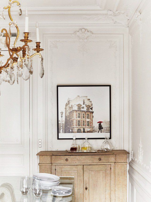 40 Exquisite Parisian Chic Interior Design Ideas