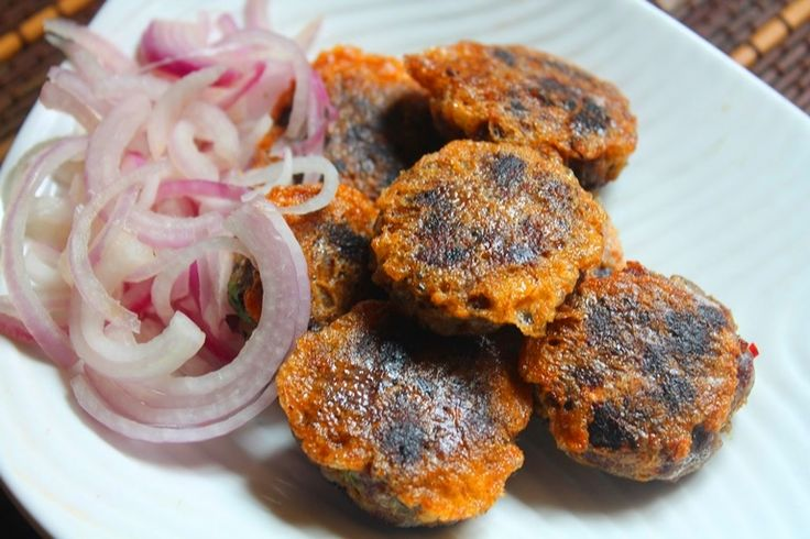 Mutton Shami Kebab Recipe / Shami Kabab Recipe