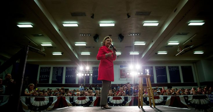 Hillary Clinton's Campaign, Cautious but Confident, Begins Considering Running Mates - The New York Times