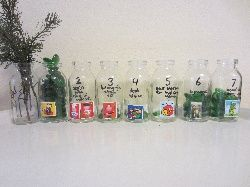 De 7 gewoonten in flesjes