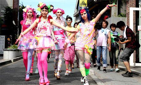 japanse meisjes mode - Google zoeken
