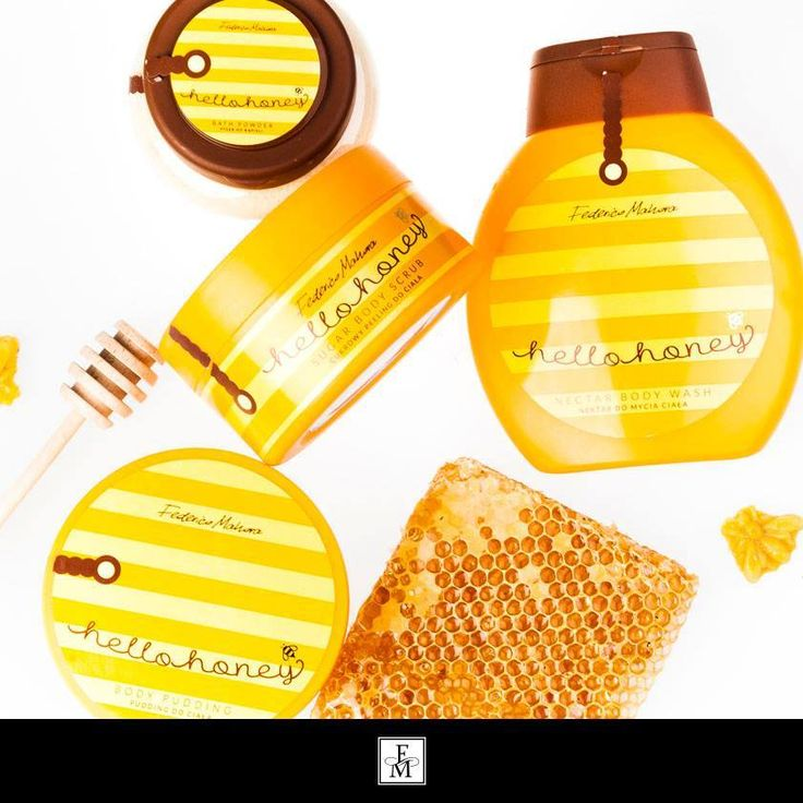 Why not try our own 'honey bathing ritual', if it was good enough for Cleopatra, it is good enough for you! The honey bathing ritual with the Hello Honey Collection will give you a lot of fun and have a beautiful effect on the condition of your skin! • Dissolve a small amount of the Bath Powder under a stream of warm water and enjoy the sweet scent and the silky soft skin. • Wash your body with a wonderfully fragrant Nectar Body Wash with an oily texture which will clean and nourish your…