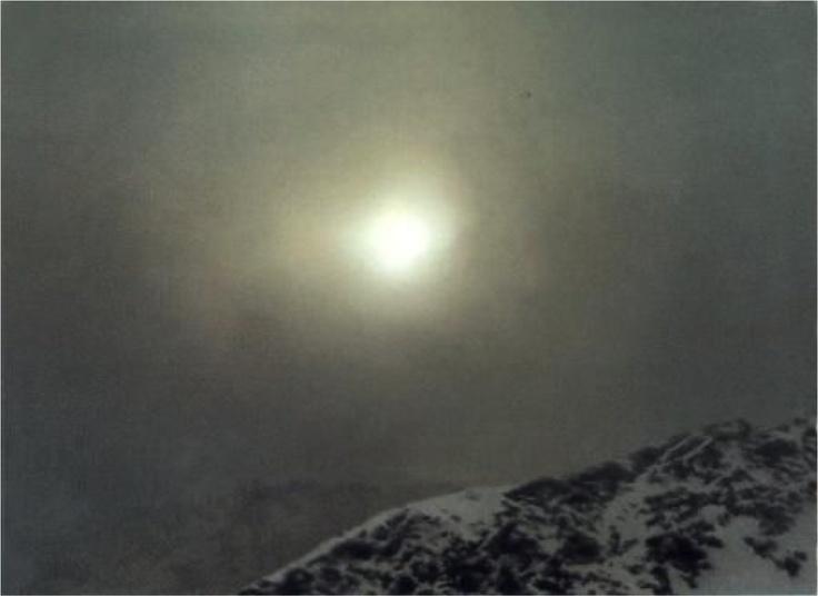 Gerhard Richter, Davos, 1981