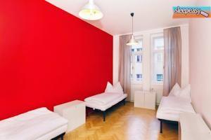 One of our cozy rooms :) #room #hostelprague #prague #travel