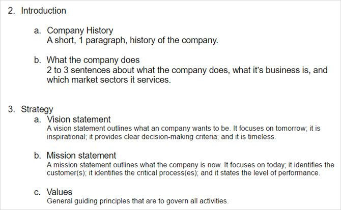 How To Write A Company Profile Plus Samples And Templates To Aid