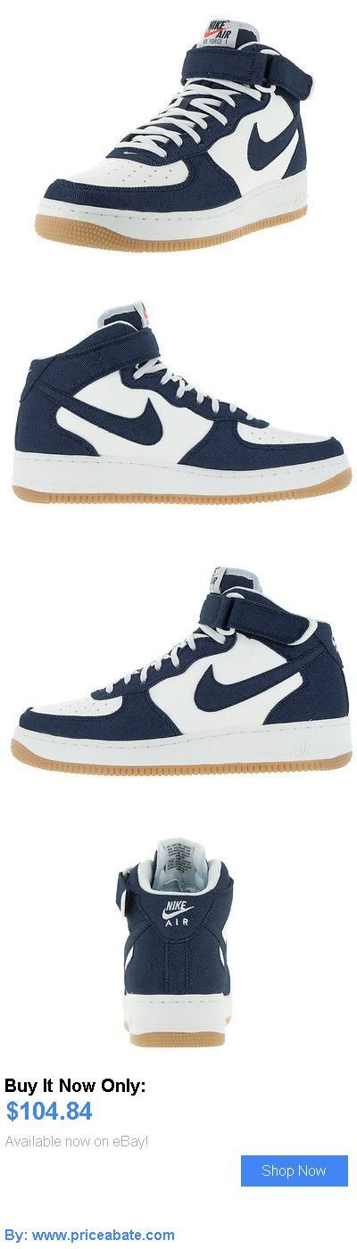 Basketball: Nike Mens Air Force 1 Mid 07 Basketball Shoe BUY IT NOW ONLY: