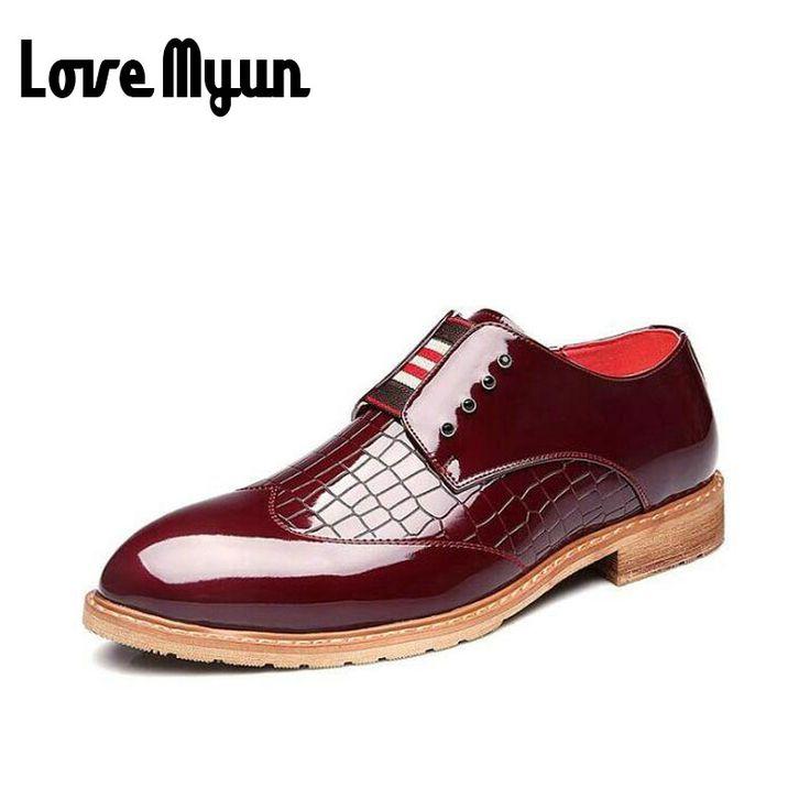 Oxford Roman Mens Dress Shoes