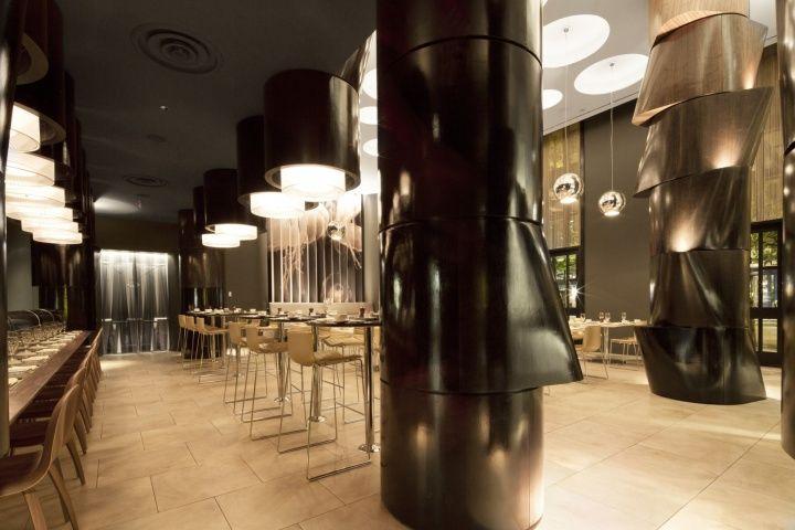 W Hotel Seattle by Skylab Architecture Seattle Washington 12