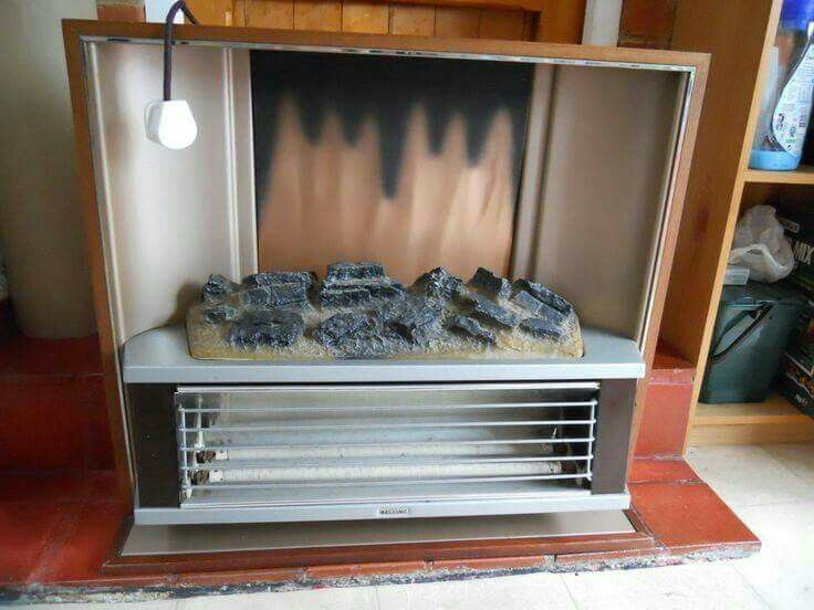 We had one of these. My dad wouldn't let us turn it on as it would cost too much to run.