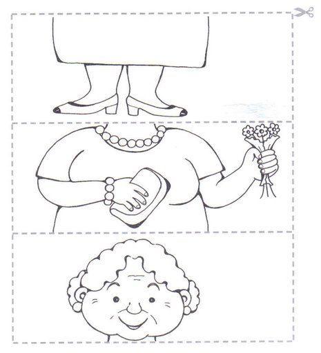 Menta Más Chocolate - RECURSOS y ACTIVIDADES PARA EDUCACIÓN INFANTIL: FAMILIA
