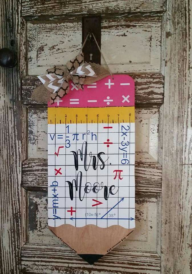 The 25+ best Math door decorations ideas on Pinterest ...