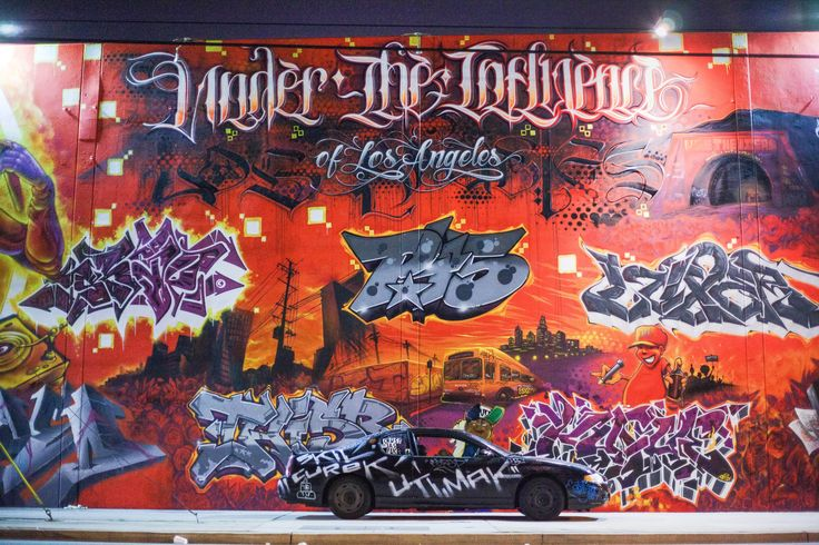 Graffiti+History:+UTI+CREW+Celebrates+30+Years