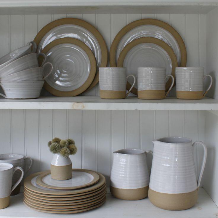Farmhouse Pottery — Farmer's Pitcher