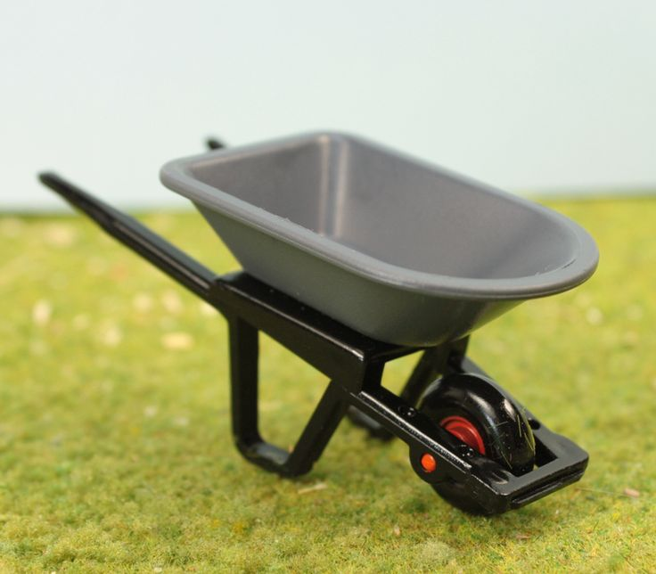 Plastic Wheelbarrow - 106-17012