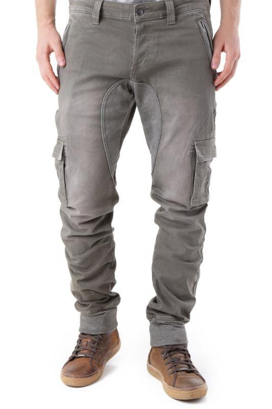 Pantaloni Uomo 525 (VI-P2570) colore Oliva