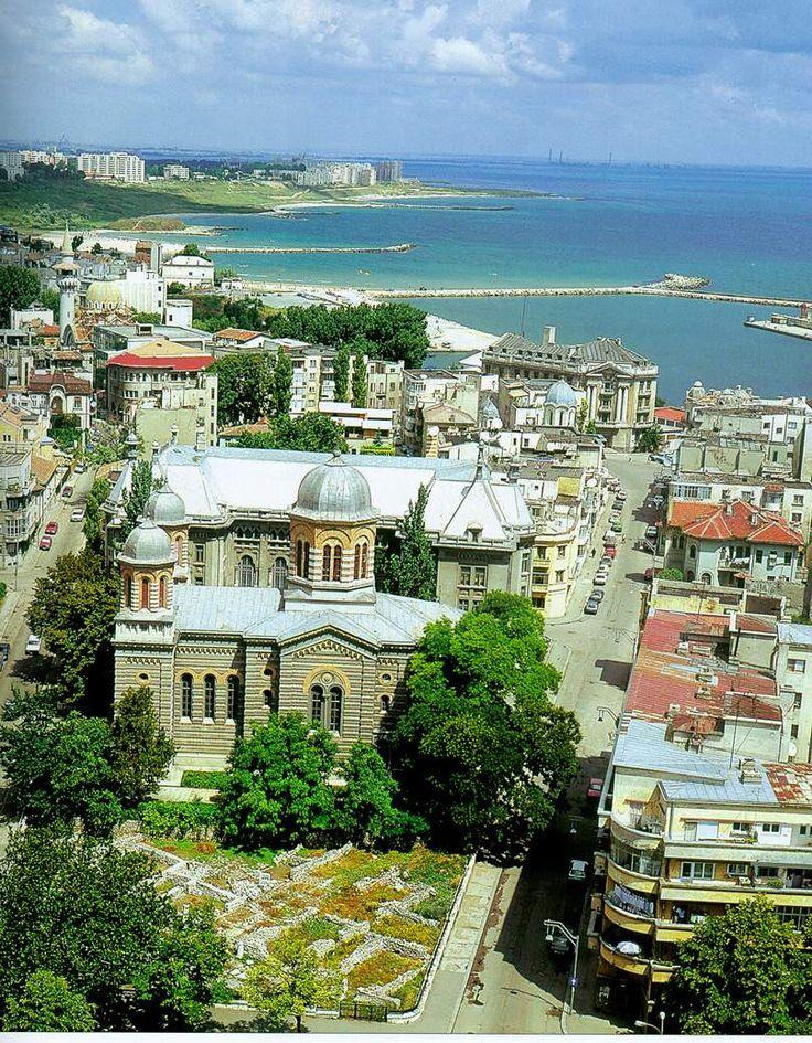 CONSTANTA city, Black Sea, Romania, www.romaniasfriends.com