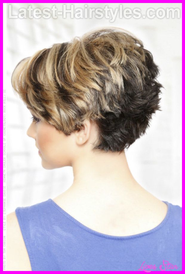 The 482 Best Wedge Hairstyles Short Images On Pinterest Short
