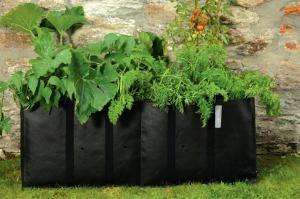 Obrázek Látkový truhlík na pěstování zeleniny
