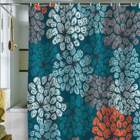 Khristian A Howell Greenwich Gardens 3 Shower Curtain