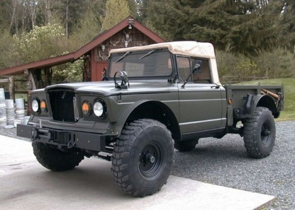 1967 kaiser military jeep m715 4x4 truck pickup army usmc for sale front cars trucks. Black Bedroom Furniture Sets. Home Design Ideas