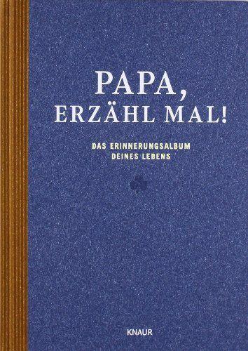 Das Erinnerungsbuch als Geschenk für den Papa Like <3 Repin <3