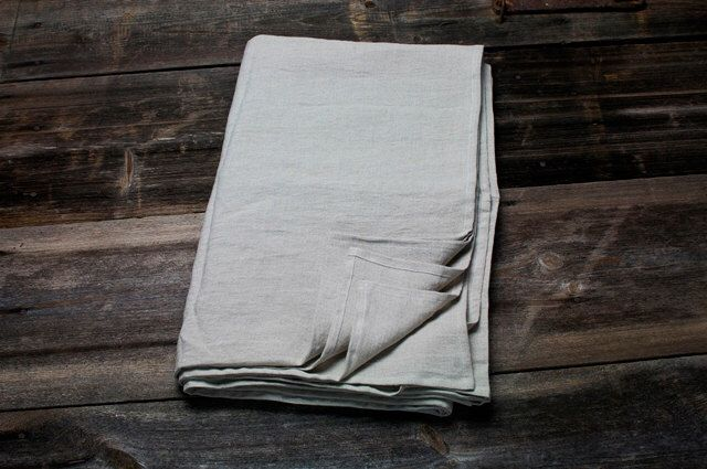 KING FLAT SHEET Pure Linen  flat sheet: white / Eco gray / Stripped by LinumStudio on Etsy https://www.etsy.com/listing/127373821/king-flat-sheet-pure-linen-flat-sheet