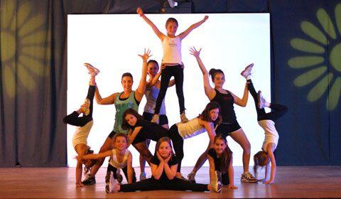 Basic Cheerleading Stunts | Basic Cheer Stunts