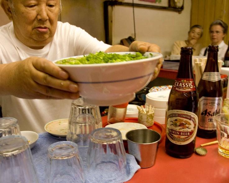 chinese noodles / photo: ryu watanabe / 2011