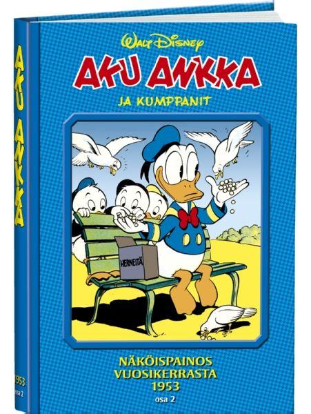 Aku Ankka ja kumppanit näköispainos 1953, osa 2