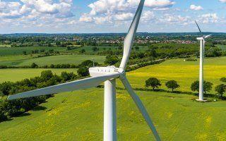 Mise en service du nouveau parc éolien de Futuren