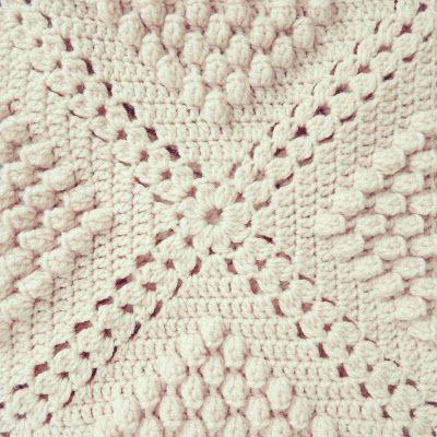 Haafner shares a free crochet blanket pattern ❥Teresa Restegui http://www.pinterest.com/teretegui/ ❥