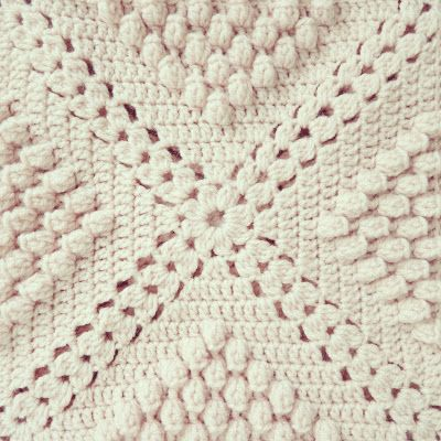 Haafner shares a free crochet blanket pattern