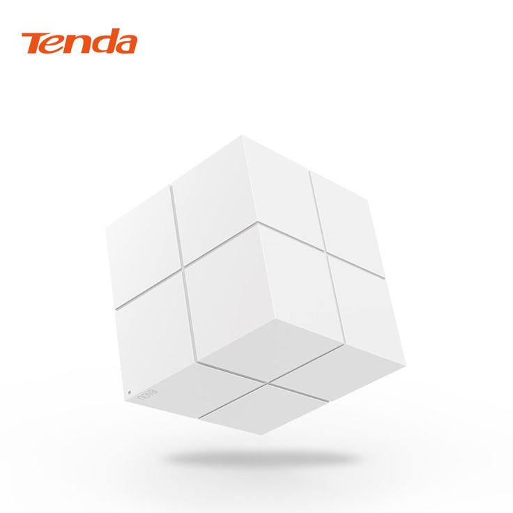 Tenda Nova Wireless Wifi Mesh Router 11AC Dual Band 2.4Ghz/5.0Ghz Wifi Repeater Mesh WiFi System APP Remote Manage English