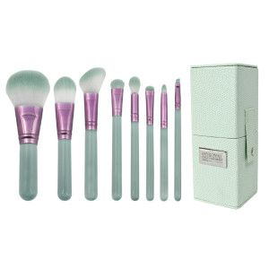 Set 8 pensule pentru machiaj, Love is.. patience!  #set #pensule #machiaj #makeup #8